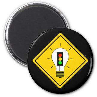 Imã Ampola do sinal de trânsito adiante