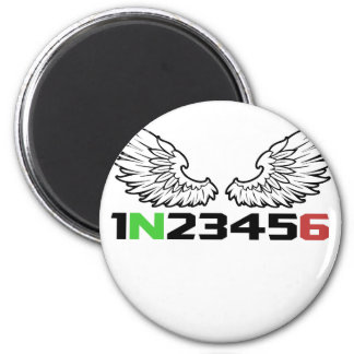 Imã anjo 1N23456