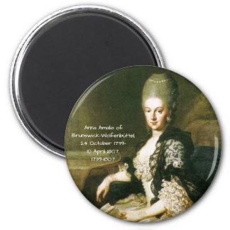 Imã Anna Amalia de Brunsvique-Wolfenbuttel 1739-1807