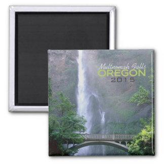 Imã Ano da mudança do ímã da lembrança de Oregon das