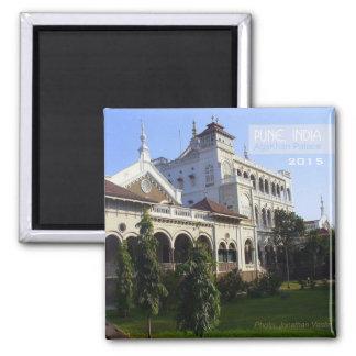 Imã Ano da mudança do ímã do palácio de Pune India