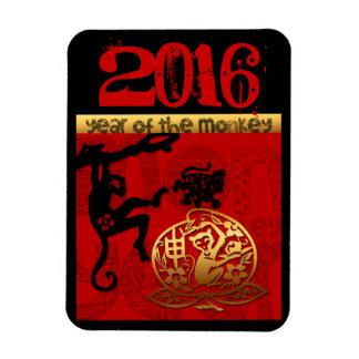 Ímã Ano feito sob encomenda chinês M do ano novo do