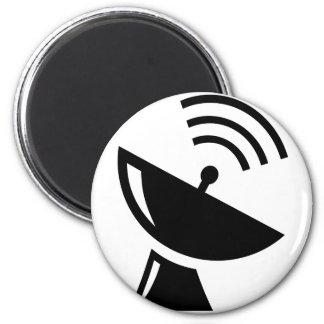 Imã Antena parabólica