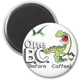 Imã Antes do café