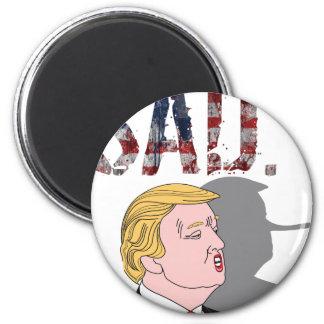 Imã Anti presidente triste sarcástico engraçado Donald