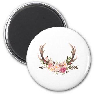 Imã Antlers florais