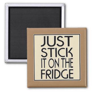 Imã Apenas cole-o no refrigerador