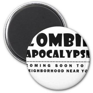 Imã Apocalipse do zombi