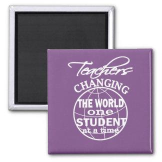 Imã Apreciação do professor que muda o mundo