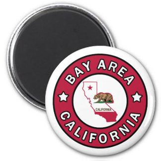 Imã Área Califórnia da baía