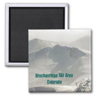 Imã Área do esqui de Breckenridge, CO