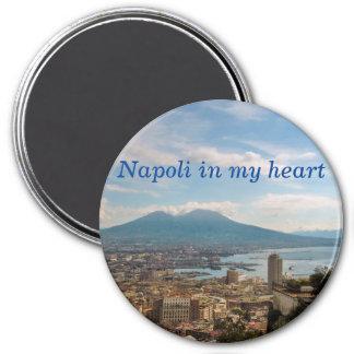 Imã arquitectura da cidade de Nápoles