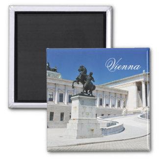 Imã Arquitetura em Viena, Áustria