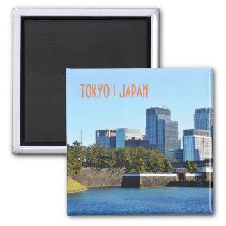 Imã Arranha-céus em Tokyo, Japão
