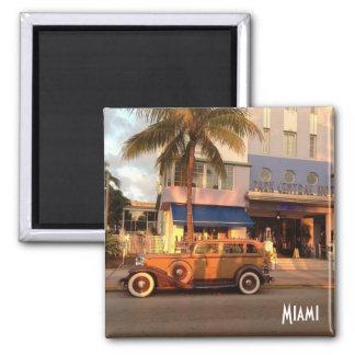 Imã Art deco Miami Beach