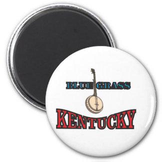 Imã Arte do Bluegrass de Kentucky
