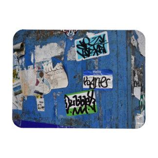 Ímã Arte urbana New York dos grafites da fotografia da