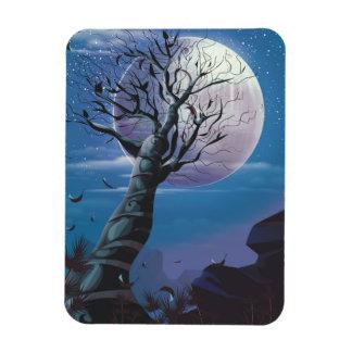 Ímã Árvore da lua