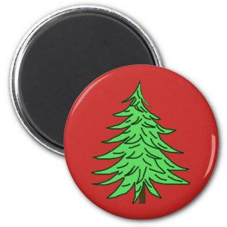 Imã Árvore de Natal dos ímãs