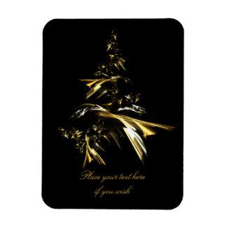 Ímã Árvore de Natal no preto 001