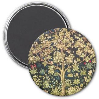Imã Árvore de William Morris do Pre-Raphaelite do
