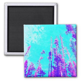 Imã Árvores de néon