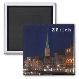 Imã As luzes de nivelar Zurique