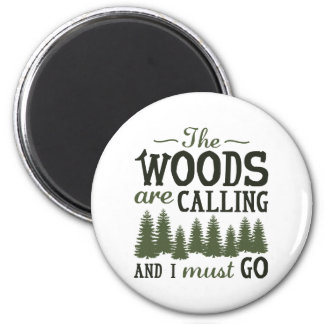 Imã As madeiras estão chamando