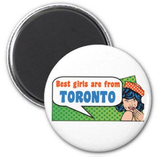 Imã As melhores meninas são de Toronto