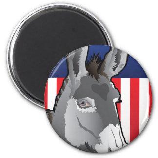 Imã Asno dos EUA, orgulho de Democrata