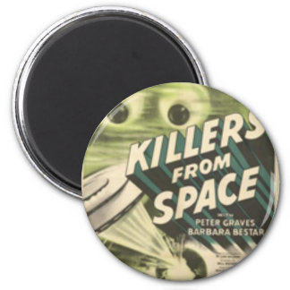 Imã Assassinos do espaço