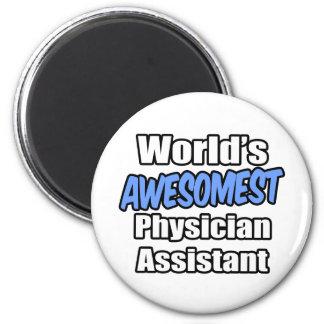 Imã Assistente do médico do Awesomest do mundo