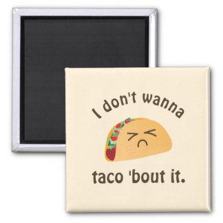 Imã Ataque do Taco 'ele humor engraçado da chalaça da