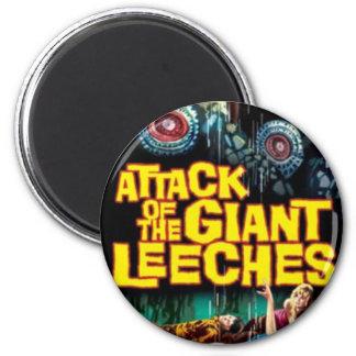 Imã Ataque dos Leeches gigantes