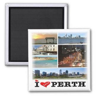 Imã AU * Austrália - Perth - mosaico