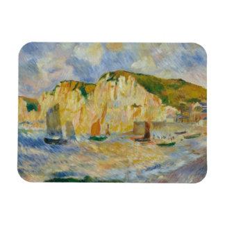 Ímã Auguste Renoir - mar e penhascos