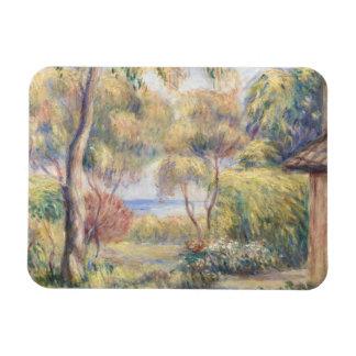 Ímã Auguste Renoir - Paysage um Cagnes