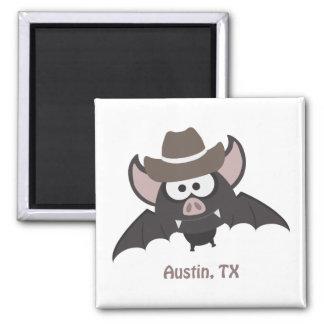 Imã Austin, Texas - bastão do vaqueiro