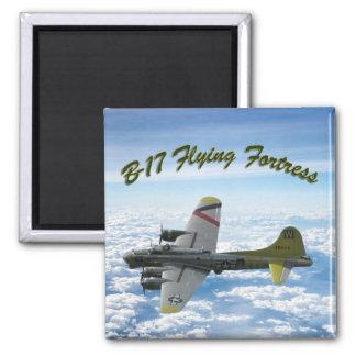 Imã Avião do bombardeiro da fortaleza WWII do vôo B17