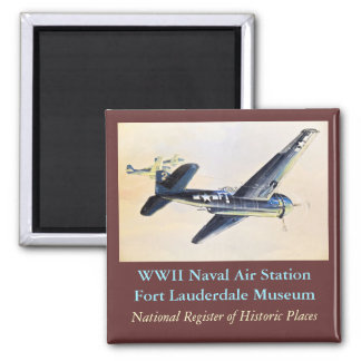 Imã Aviões de WWII