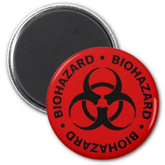 Imã Aviso do Biohazard