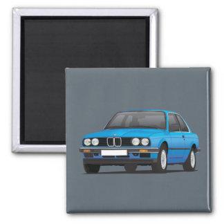 Imã Azul de BMW E30 (3-serie)