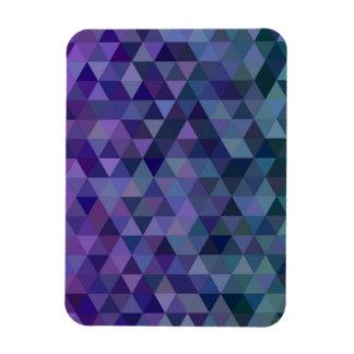 Ímã Azulejos do triângulo