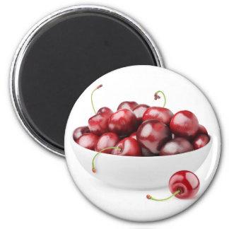 Imã Bacia de cerejas doces