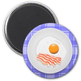 Imã bacon do ovo