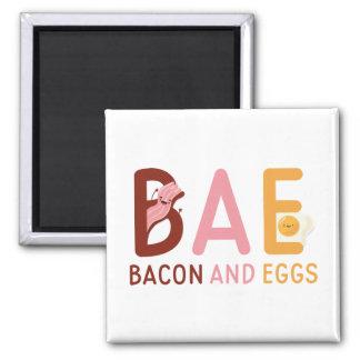 Imã Bacon e ovos de BAE