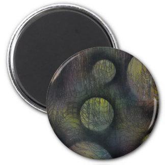 Imã Bactérias enredadas