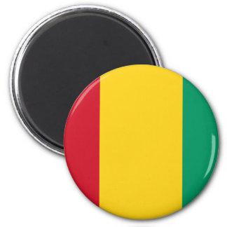 Imã Baixo custo! Bandeira da Guiné