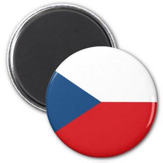 Imã Baixo custo! Bandeira da república checa