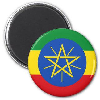 Imã Baixo custo! Bandeira de Etiópia